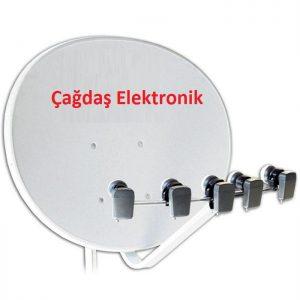 Multifocus Çanak Anten