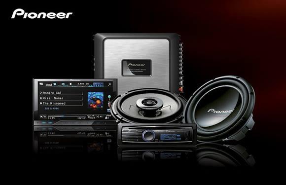 Pioneer araç multimedia