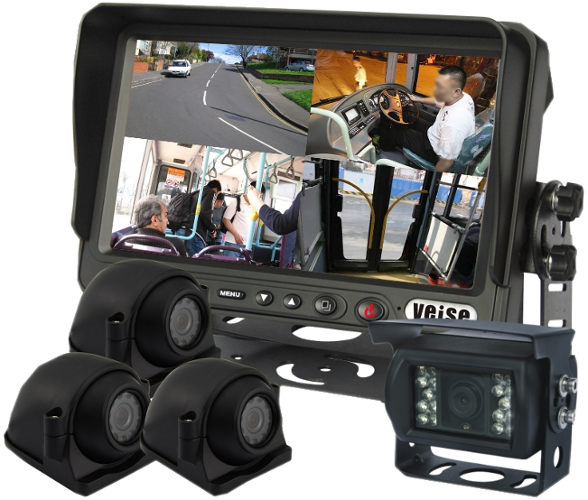 araç içi kamera 6